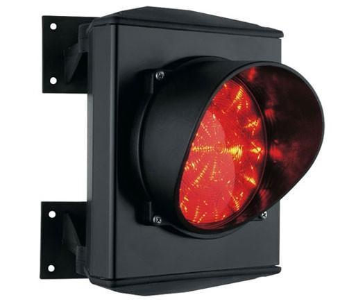Φανάρι με 1 φωτεινό πεδίο κόκκινου χρώματος