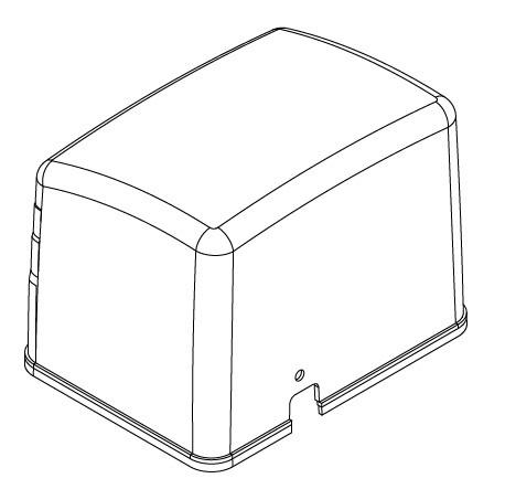 Καπάκι πλαστικό για μοτέρ VDS Simply 600