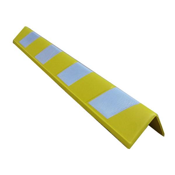 Προστατευτικό γωνίας από μαλακό αφρώδες πλαστικό (EVA) σε κίτρινο χρώμα.
