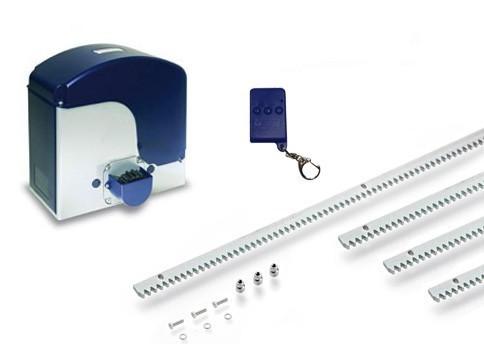 Τριφασικός μηχανισμός για συρόμενες βιομηχανικές πόρτες βάρους έως 2000kg Genius Falcon m20-3Ph Small Kit