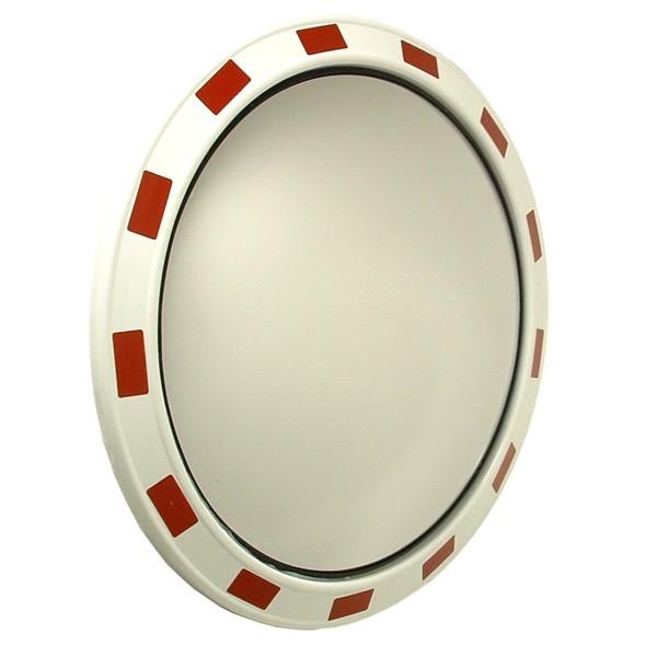 Πολυκαρβονικός καθρέπτης ασφαλείας με πλαίσιο