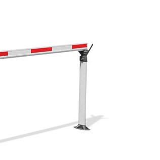 Σταθερό πόδι στήριξης κονταριού για μπάρες motorline