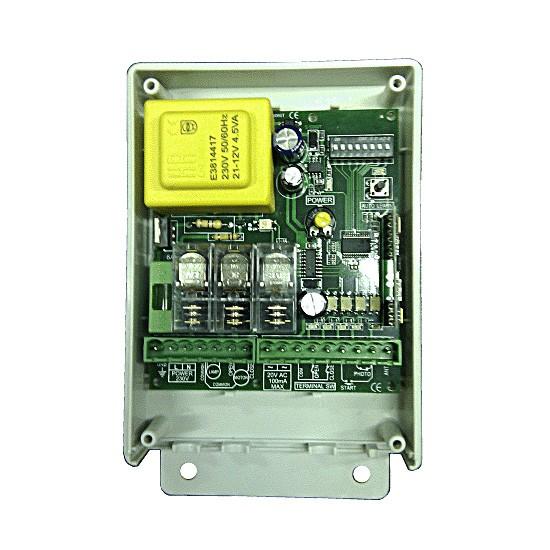 Ηλεκτρονική πλακέτα για τηλεχειρισμό συρόμενων θυρών