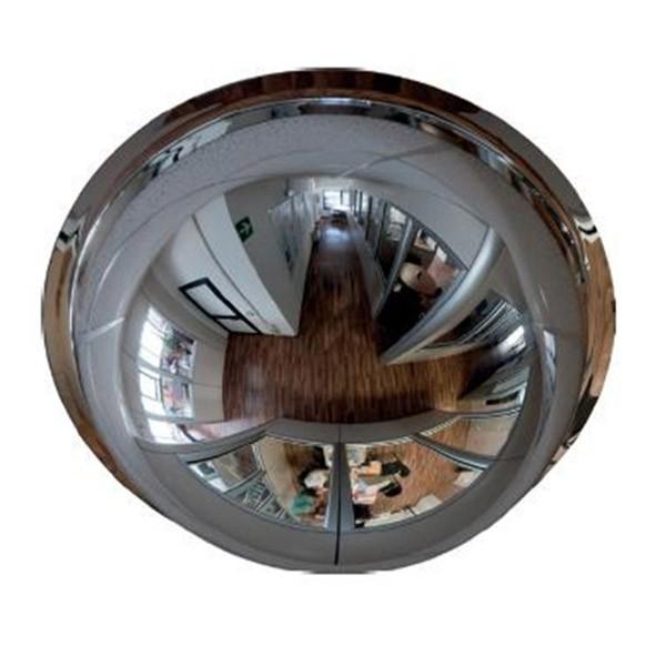 Καθρέπτης παρακολούθησης πανοραμικός σε σχήμα ημισφαρίου