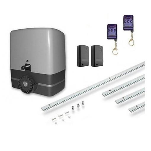 Μηχανισμός για συρόμενες πόρτες βάρους έως 1000kg SL1000 Medium Kit