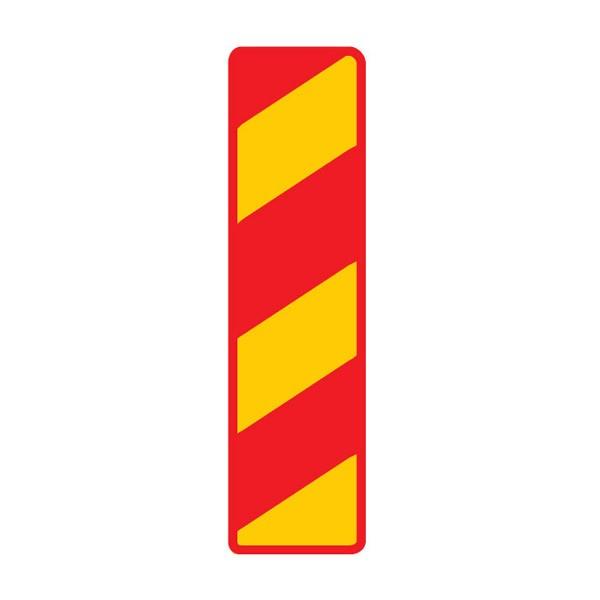 Πινακίδα προειδοποίησης βαρέων οχημάτων