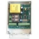 Διπλός ηλεκτρονικός πίνακας ελέγχου με δέκτη για ρολά ή μοτέρ συρόμενων θυρών Autotech R2010D