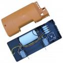 Συγκρότημα τερματικών διακοπτών, ελεγκτή ηλεκτρόφρενου και πυκνωτή για μοτέρ ρολών ACM