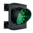 Φανάρι ενός πεδίου διαμέτρου 120mm σε πράσινο χρώμα STAGNOLI ASF1V