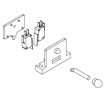 Τερματικός διακόπτης για συρόμενα μοτέρ SL600