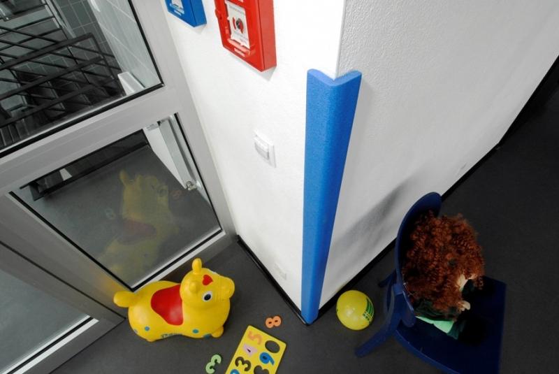 Γωνιά προστασίας σε παιδικό σταθμό