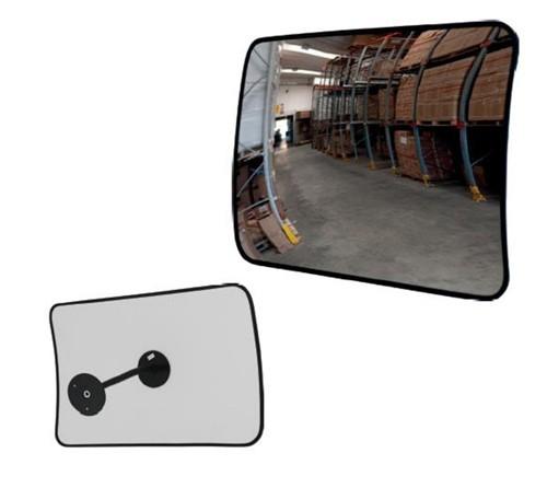 Εσωτερικός ορθογώνιος καθρέπτης ασφαλείας