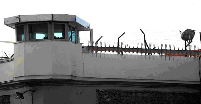 Μεταλλικός φράχτης προστασίας σε φυλακές