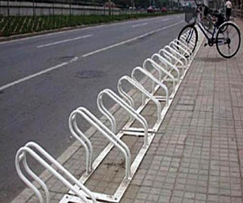 Μπάρες στάθμευσης ποδηλάτων
