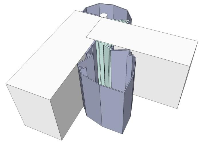 Τοποθέτηση προστατευτικού δαχτύλων FINGERSTOP σε πόρτες