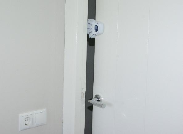 Προστασία δακτύλων για πόρτες