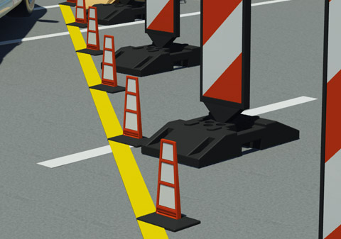 Διαχωριστές Κυκλοφορίας