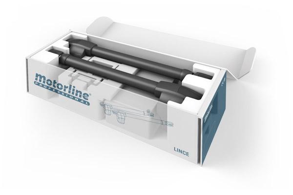 Συσκευασία μηχανισμού LINCE