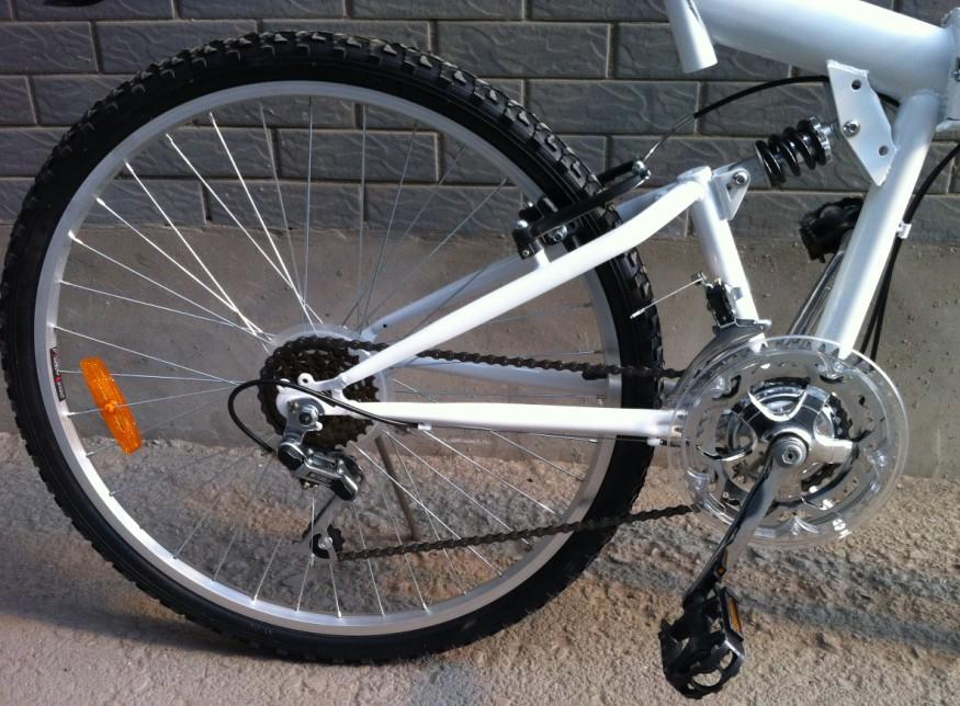 Πίσω μέρος ποδηλάτου PARKFIT
