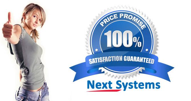 Υπόσχεση Τιμής Next Systems