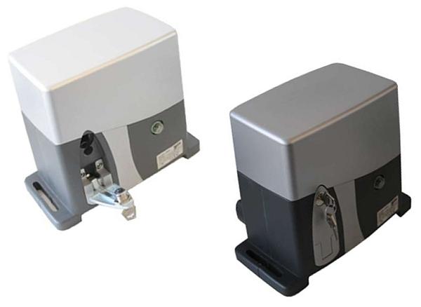Μηχανισμός για συρόμενες γκαραζόπορτες βαρέως τύπου