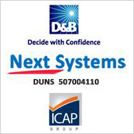 DUNS code Next Systems